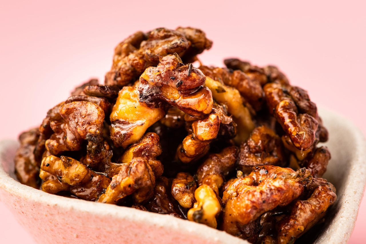 Spiced Walnuts Recipe: The Easiest Snack Ever